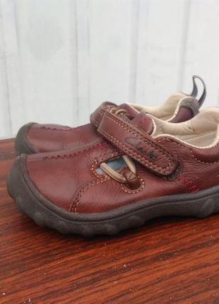 Туфли clarks,размер 22-й...
