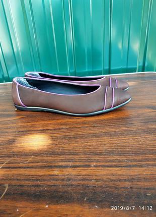 Туфли,балетки tamaris,размер 39-й...