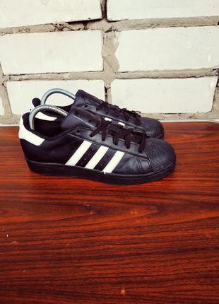 Кроссовки adidas originals superstar b27140,размер 38.5...