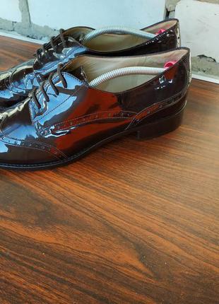 Туфли,броги,оксфорды hobbs.размер 41-й...