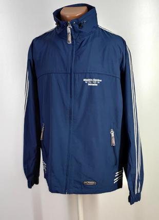 Чоловіча спортивна куртка вітровка  бренду sportswear розмір x...