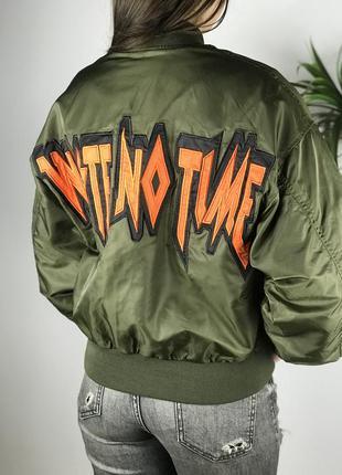 Куртка / бомбер bik bok