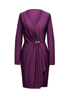 Красивое элегантное платье с утяжкой большого размера avon