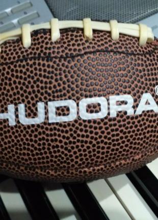 Мяч мини для регби Hudora