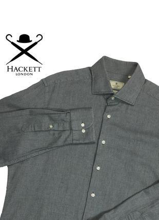 Рубашка hackett mayfair slim fit