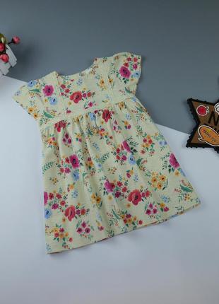 Платье на 12-18 мес/86 см