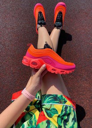 Nike air max 97 plus🔺 женские кроссовки