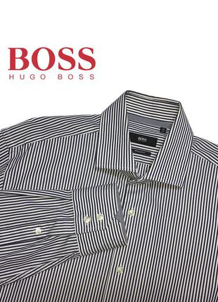 Рубашка boss hugo boss regular fit