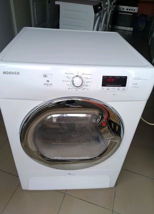 Сушильна машина Hoover 9 кг / сушка / сушильний автомат