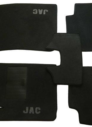 Автомобильные текстильные коврики для JAC S2 текстильные