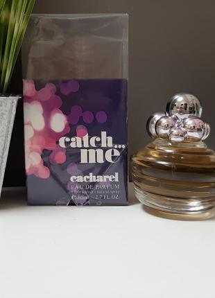 💕оригинал 💕100 мл cacharel catch…me парфюмированная вода