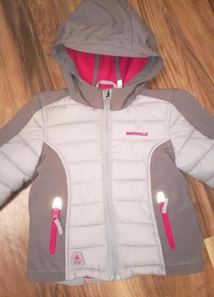 Куртка софтшелл c&a