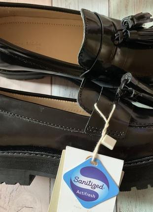 Туфли лоферы zara 30 размер