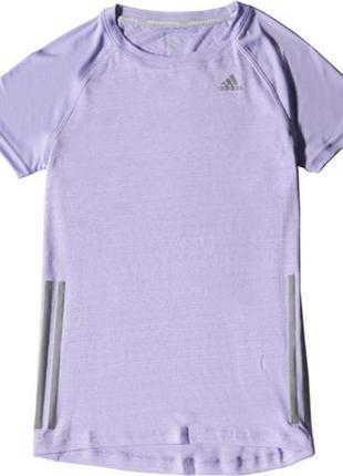 Дышащая спортивная термо футболка adidas supernova оригинал дл...