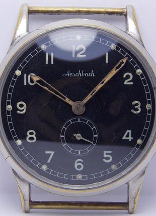 Часы редкие Luftwaffe Aeschbach RLM Urofa 58