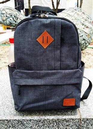 Городской рюкзак для подростка, стильный портфель, VENLICE LeadHa