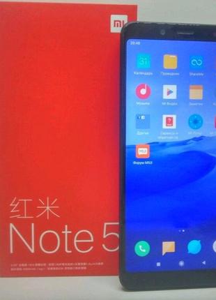 Xiaomi redmi note 5 32gb