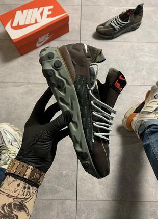 Мужские кроссовки новая позиция nike react