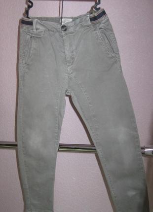 Брюки джинсы zara на мальчика 6 лет