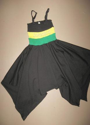 Сарафан, платье модное на 3-4 года av couture для танцев
