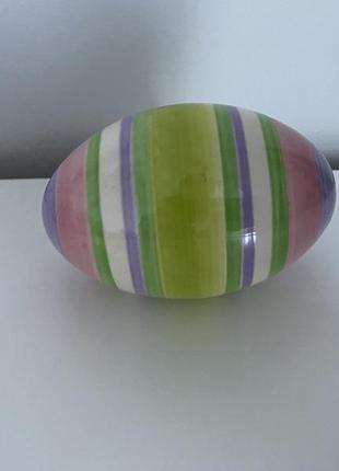 Статуэтка пасхальное яйцо #пасхавдома