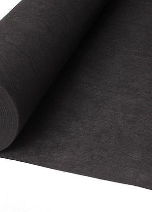 Агроволокно 50 черное(1,6х1000м) в рулонах от 10мп до 600м каждый