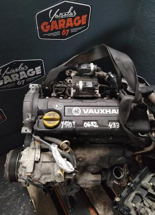 Двигатель y17dt