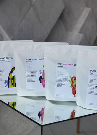 Зернова кава, 100% арабіка