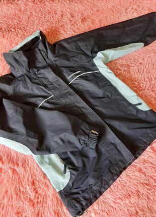 Ветровка куртка плащ короткий мальчику весна лето дождевик 8-1...