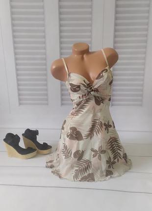Платье, сарафан летний, s/m