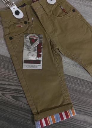Стильные штаны с подтяжками цвета хаки. есть разные размеры и ...