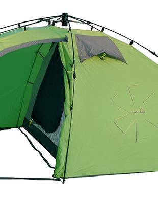 Палатка полуавтоматическая трехместная Norfin Peled 3 (NF-10405)