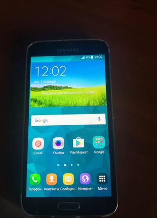 Телефон Samsung Galaxy S5 SM-G900F