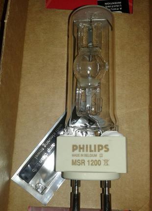Philips Газоразрядные лампы металлогалогенные MSR,MSD. Osram HMI