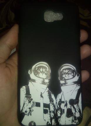 Чехол на телефон Samsung galaxy Prime 5