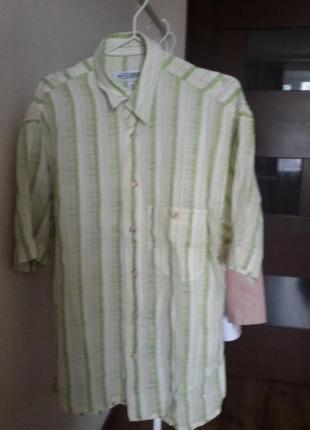 Рубашка s лён ( ботал )