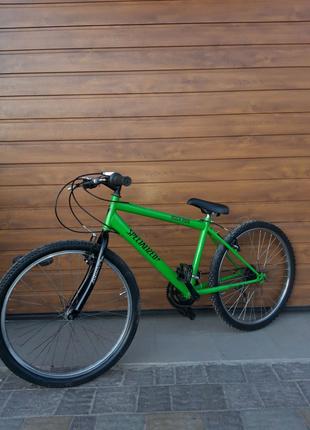 Терміново!велосипед ровер горний гірський підлітковий подросткови