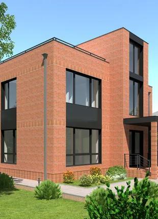 Дизайн фасадів