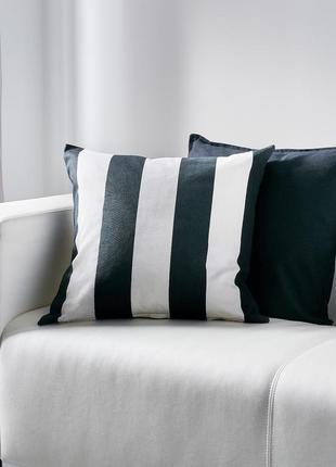 Чехол на декоративную подушку ikea vargyllen 50x50см икеа ворг...