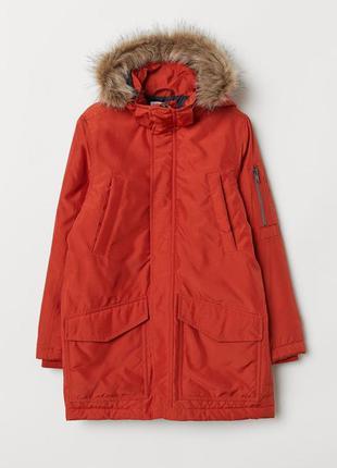 Куртка н&м зимняя