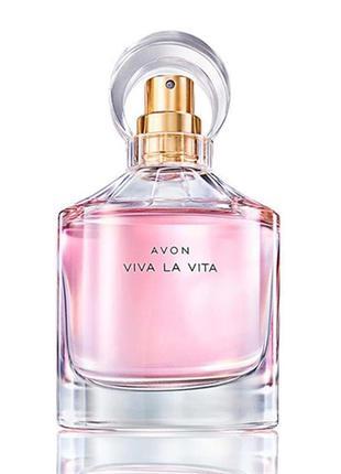 Розпродаж!!! парфумна вода avon ейвон  эйвон viva la vita (50 ...
