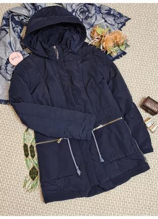 Куртка-парка symonder/демисезонная/утепленная