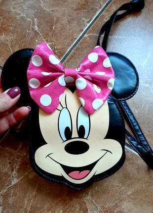 Стильная сумочка мики маус для девочек.