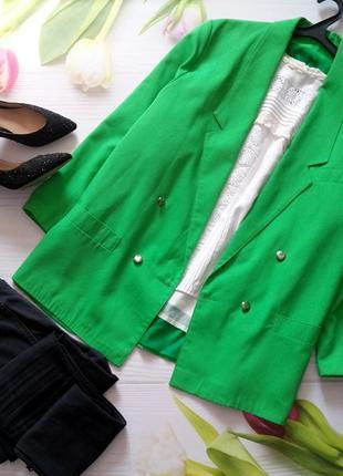 🔥яркий пиджак прямого кроя🔥