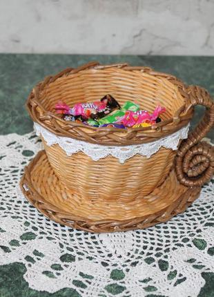 Ваза - конфетница