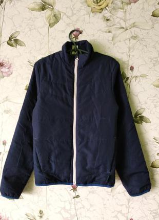 Фирменная куртка мальчику quechua decathlon 130-140р.