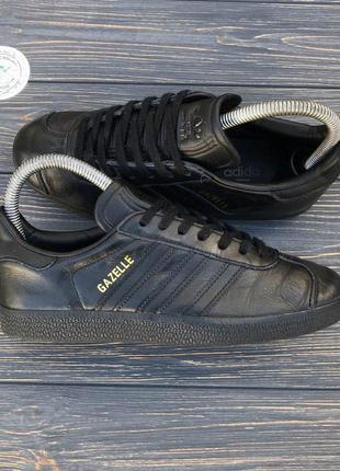 Кроссовки adidas gazelle кожа оригинал 37р кеды