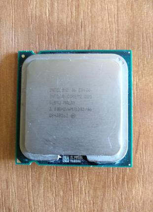 Процесор Intel Core2Duo E8400  3.00Ghz/6M/1333/S775