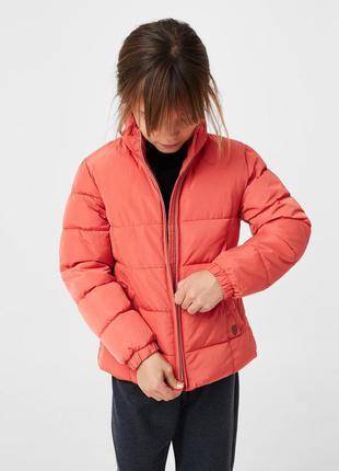 Курточка для дівчинки від mango іспанія