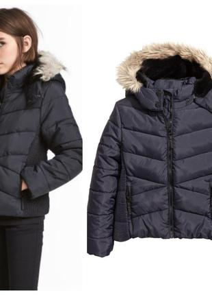 Стильна курточка для дівчинки підлітка від h&m з німеччини (14...